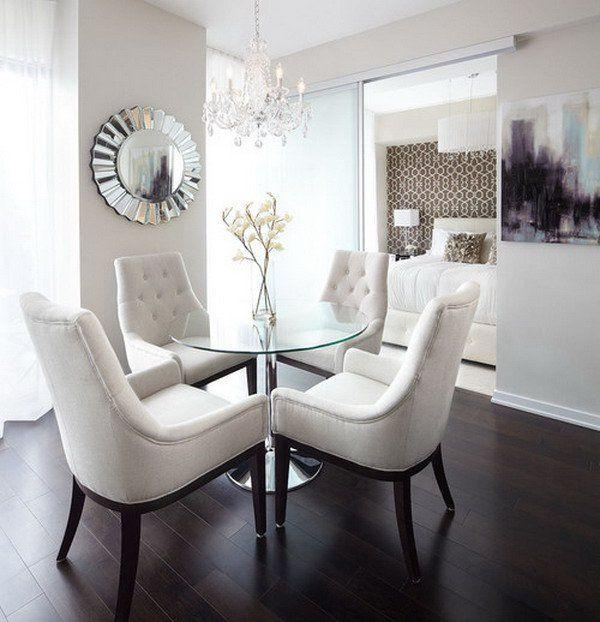 Best 25+ Contemporary Dining Sets Ideas On Pinterest | Kitchen Inside 2018 Contemporary Dining Room Chairs (View 6 of 20)