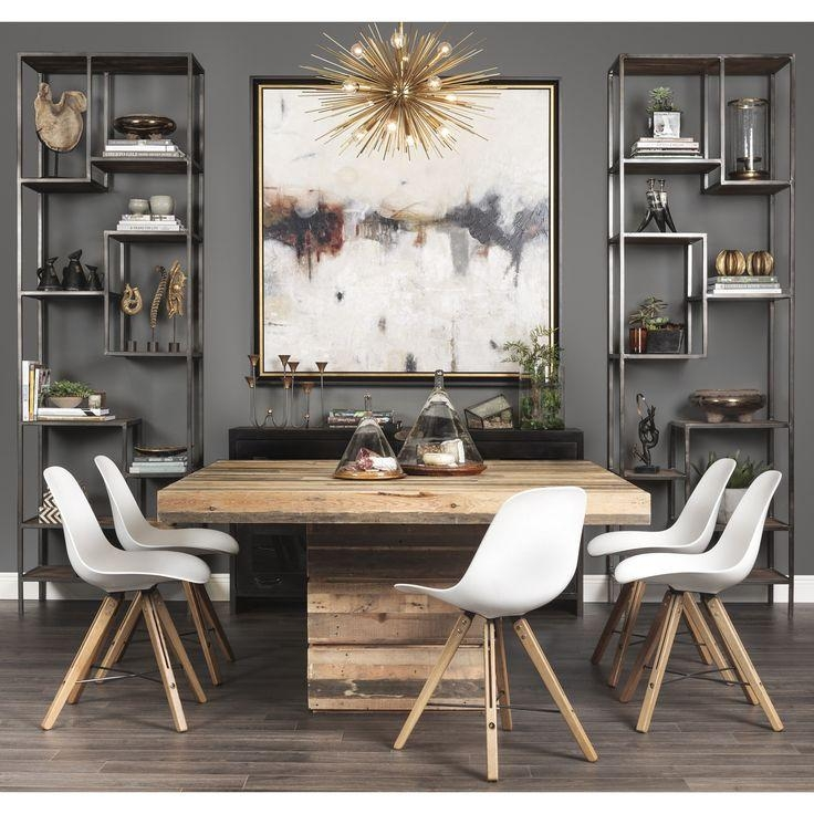 Best 25+ Contemporary Dining Table Ideas On Pinterest In Most Recently Released Contemporary Dining Room Tables And Chairs (Image 5 of 20)