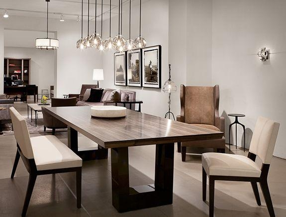 Best 25+ Contemporary Dining Table Ideas On Pinterest Throughout Best And Newest Contemporary Dining Tables (Image 3 of 20)