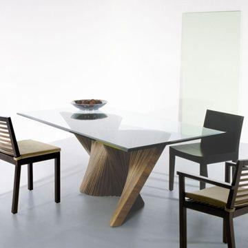 Best 25+ Contemporary Dining Table Ideas On Pinterest With Regard To Latest Contemporary Dining Tables (View 4 of 20)