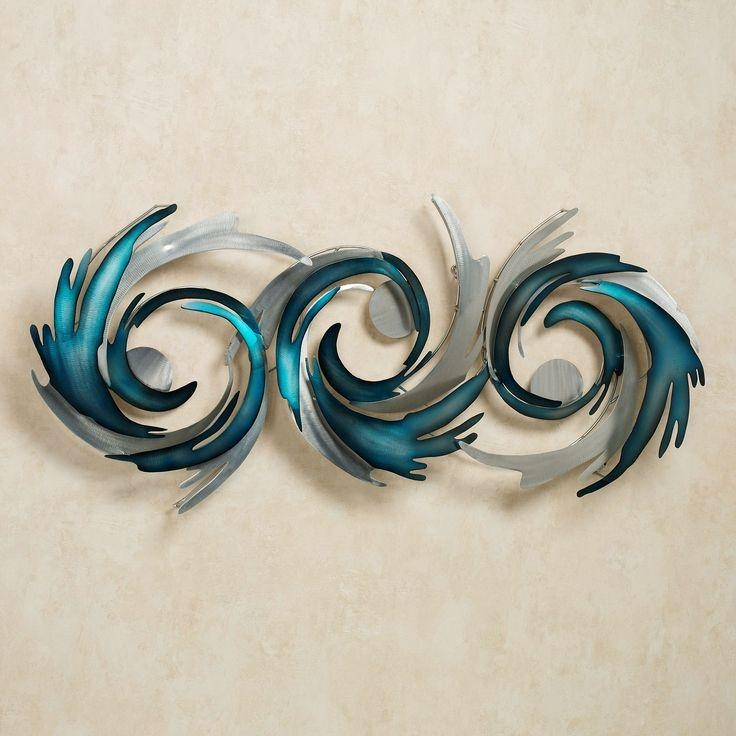 Best 25+ Contemporary Wall Sculptures Ideas On Pinterest Regarding Touch Of Class Metal Wall Art (Image 9 of 20)