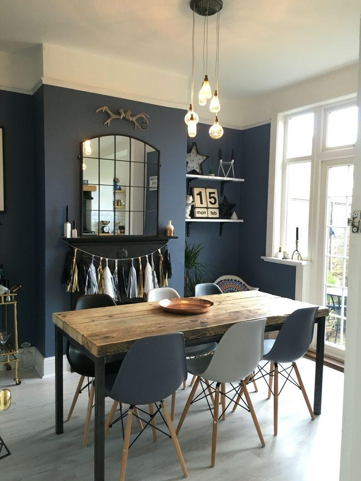 20 Best Dark Dining Tables | Dining Room Ideas