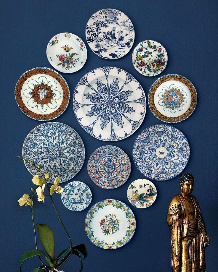 Best 25+ Decorative Plates Ideas On Pinterest | Plate Wall Decor Intended For Decorative Plates For Wall Art (Image 1 of 20)