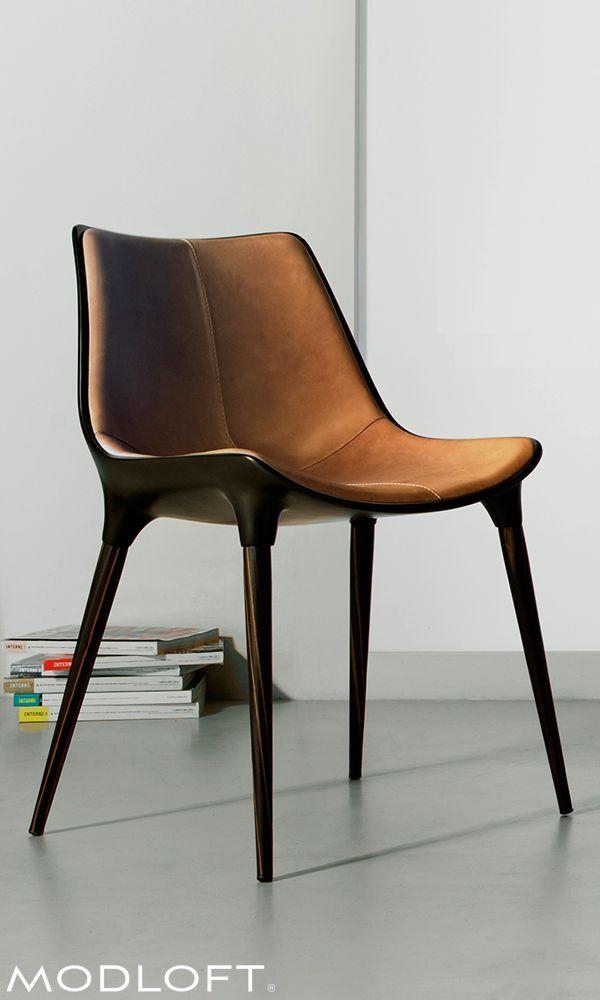 Best 25+ Dining Chair Ideas On Pinterest | Modern Dining Chairs Intended For Brown Leather Dining Chairs (View 12 of 20)