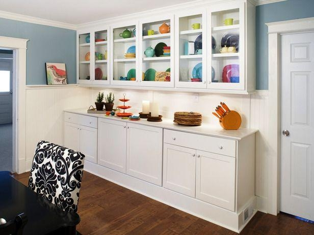 Best 25+ Dining Room Cabinets Ideas On Pinterest | Built In Throughout Most Current Dining Room Cabinets (Image 4 of 20)
