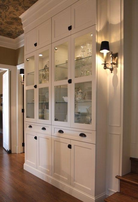 Best 25+ Dining Room Storage Ideas On Pinterest | Dining Room With Regard To Most Current Dining Room Cabinets (Image 8 of 20)