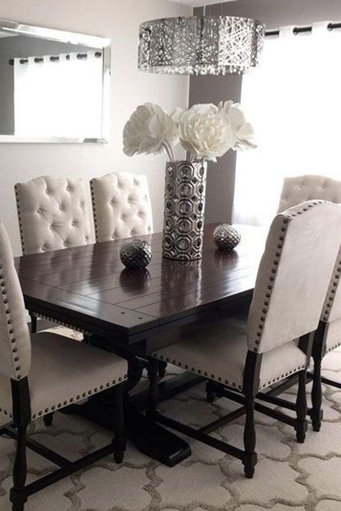 Best 25+ Dining Room Tables Ideas On Pinterest | Dinning Table Pertaining To Most Popular Dining Room Tables (Image 4 of 20)
