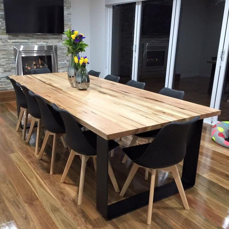 Best 25+ Dinning Table Ideas On Pinterest | Dinning Room Furniture With Regard To Most Recent Oak Furniture Dining Sets (Image 2 of 20)