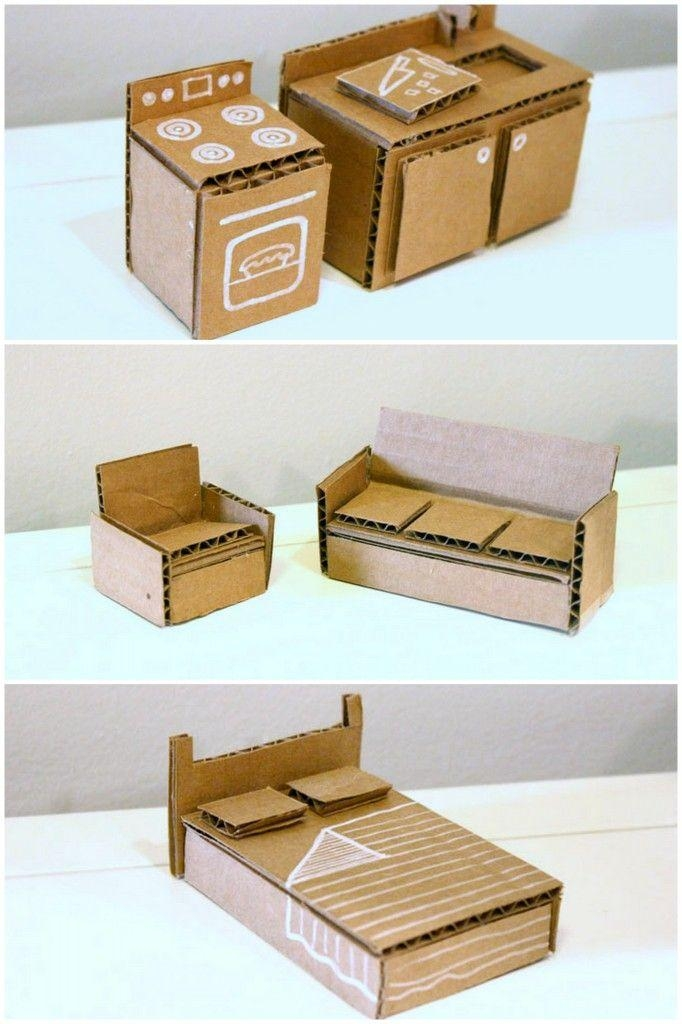 Best 25+ Diy Cardboard Furniture Ideas On Pinterest With Regard To Cardboard Sofas (Image 12 of 20)