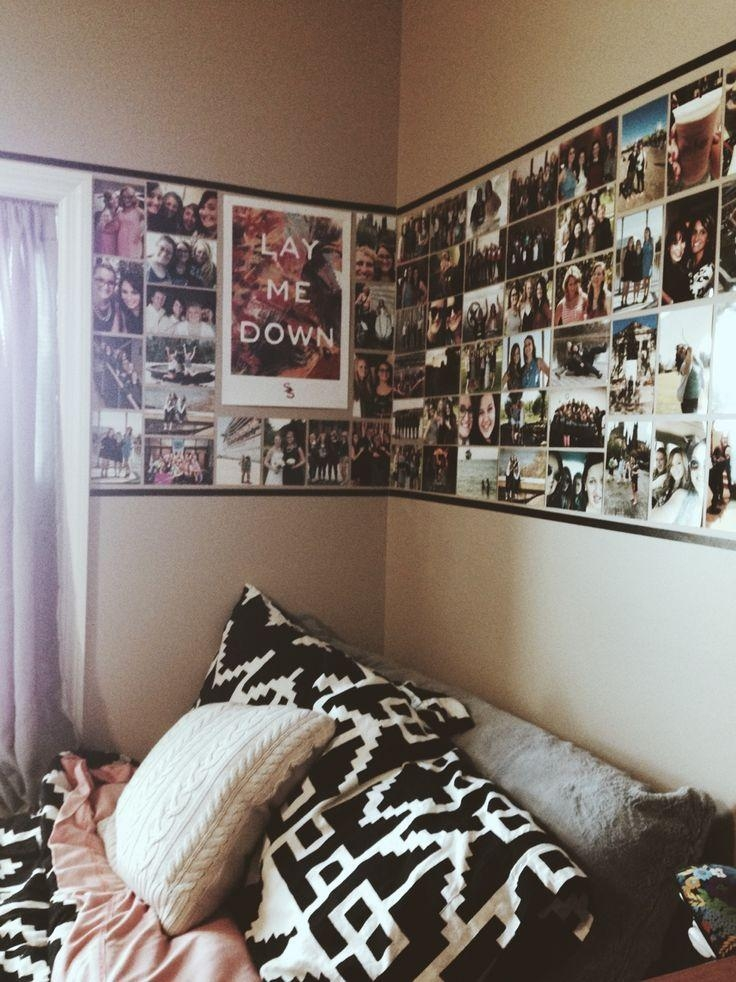 Best 25+ Dorm Room Pictures Ideas On Pinterest | Dorm Picture With Wall Art For College Dorms (View 9 of 20)