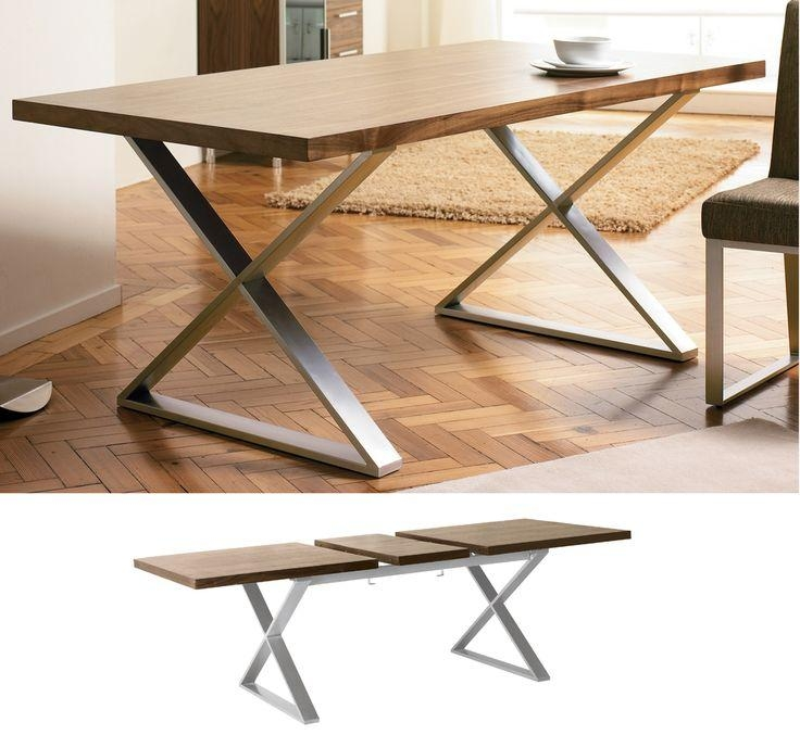 Best 25+ Extendable Dining Table Ideas On Pinterest | Expandable Pertaining To 2017 Extending Dining Sets (View 18 of 20)
