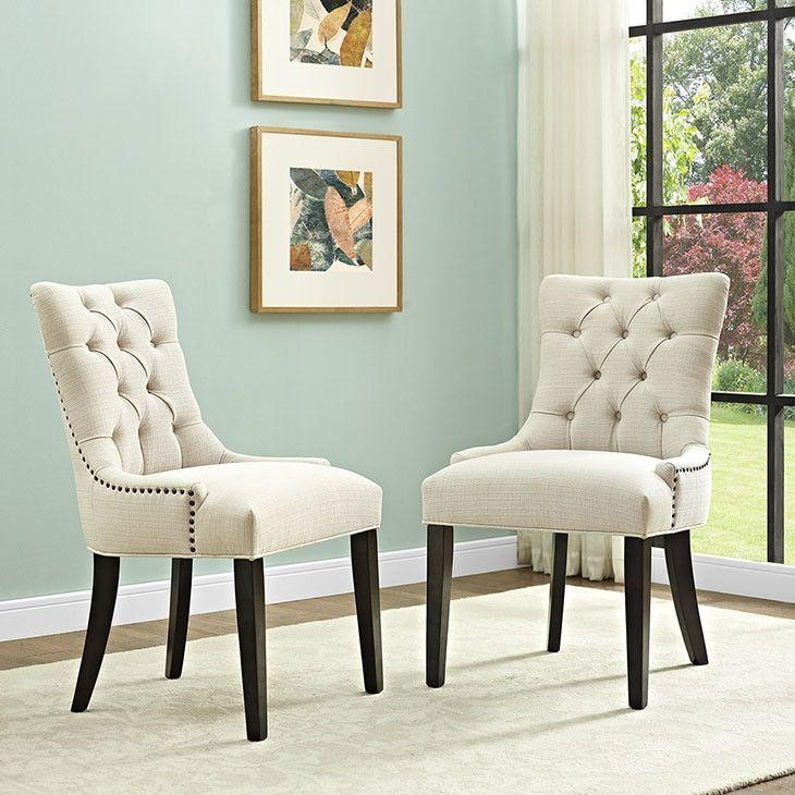Best 25+ Fabric Dining Chairs Ideas On Pinterest | Reupholster With Regard To Current Fabric Dining Chairs (Image 4 of 20)