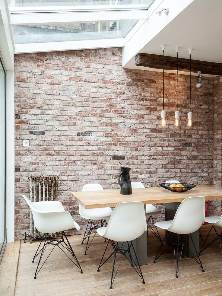 Best 25+ Faux Brick Walls Ideas On Pinterest | Fake Brick Walls Inside Hanging Wall Art For Brick Wall (Image 11 of 20)