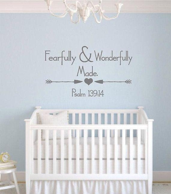 Best 25+ Fearfully Wonderfully Made Ideas On Pinterest | Fall Back With Regard To Fearfully And Wonderfully Made Wall Art (View 8 of 20)