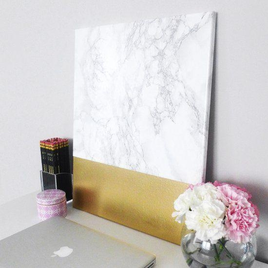 Best 25+ Gold Canvas Ideas On Pinterest | Diy Canvas, Diy Canvas Inside Pink And White Wall Art (Image 9 of 20)