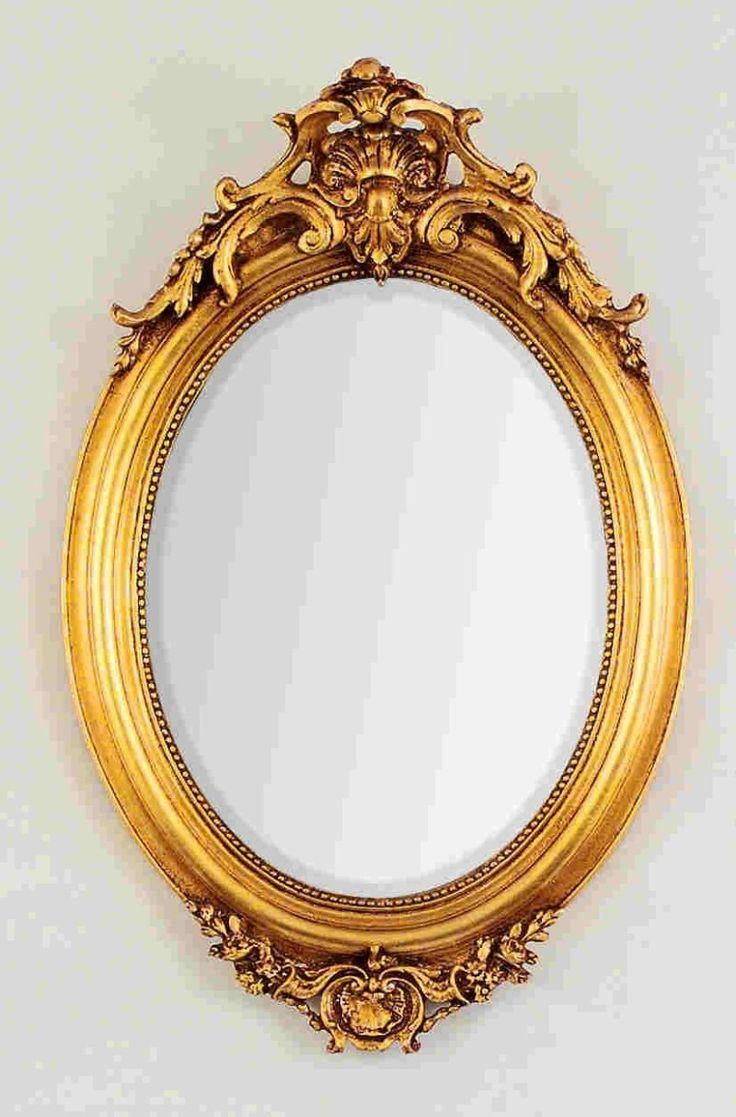Best 25+ Gold Framed Mirror Ideas On Pinterest | Painted Frames For Frames Mirrors (Photo 20 of 20)