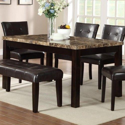 Best 25+ Granite Dining Table Ideas On Pinterest | Granite Table Throughout 2017 Buy Dining Tables (Photo 10 of 20)