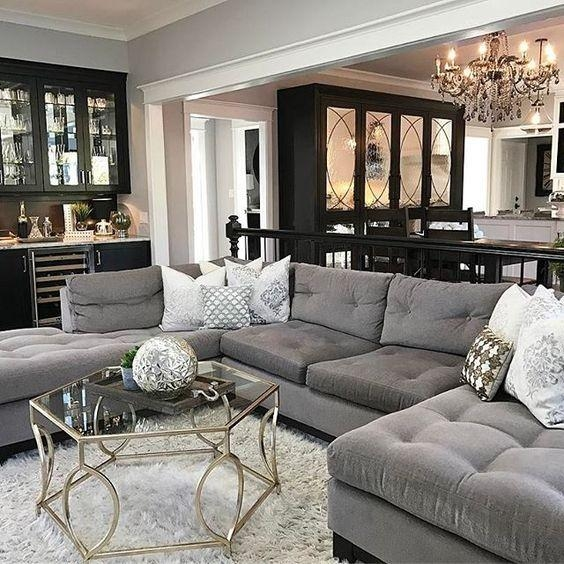 Best 25+ Gray Couch Living Room Ideas On Pinterest | Love Couch With Gray Sofas For Living Room (View 6 of 20)