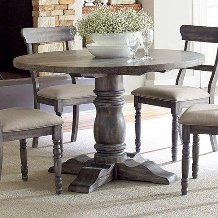 Best 25+ Gray Dining Tables Ideas On Pinterest | Gray Dining Rooms Throughout Best And Newest Grey Dining Tables (Image 3 of 20)