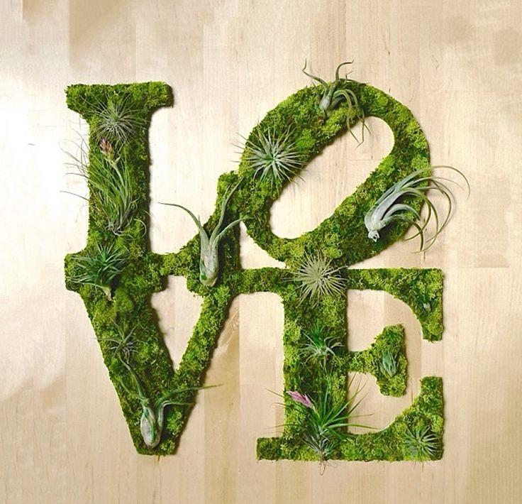 Best 25+ Green Wall Art Ideas On Pinterest | Moss Wall, Living With Wall Art For Green Walls (Image 8 of 20)