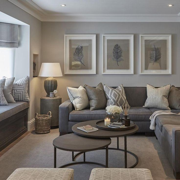Best 25+ Grey Lounge Ideas On Pinterest | Lounge Decor, Lounge Pertaining To Gray Sofas For Living Room (View 8 of 20)