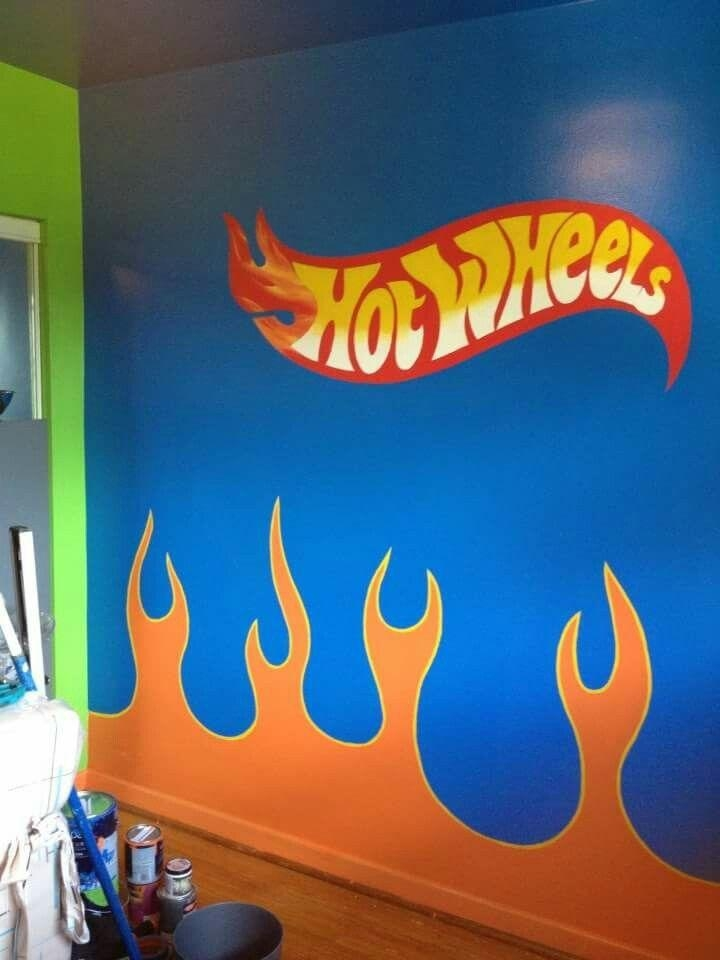 Best 25+ Hot Wheels Bedroom Ideas On Pinterest | Auto Wheels, Hot Inside Hot Wheels Wall Art (Image 9 of 20)
