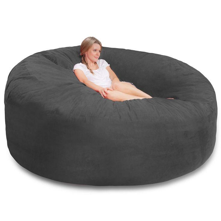 Best 25+ Huge Bean Bag Chair Ideas On Pinterest | Love Sac, Big Inside Giant Bean Bag Chairs (View 15 of 20)