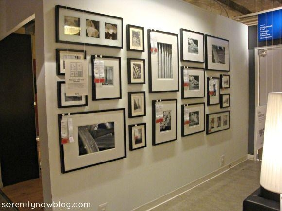 Best 25+ Ikea Gallery Wall Ideas On Pinterest | Ikea Frames, Ikea For Ikea Large Wall Art (View 14 of 20)