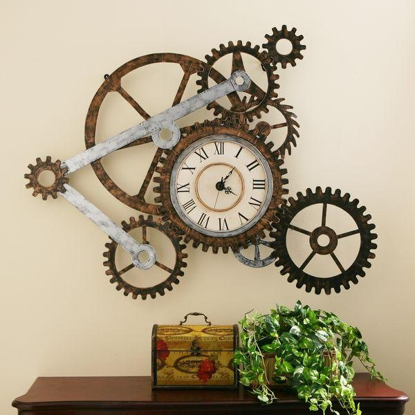 Best 25+ Industrial Wall Art Ideas On Pinterest | Industrial Shop Throughout Diy Industrial Wall Art (Image 8 of 20)
