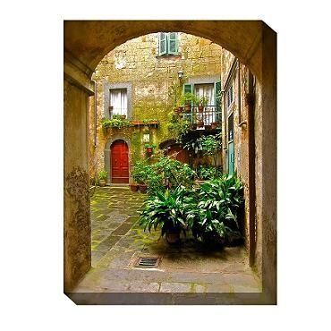 Best 25+ Italian Courtyard Ideas On Pinterest | Farmhouse Outdoor Throughout Italian Garden Wall Art (Image 8 of 20)