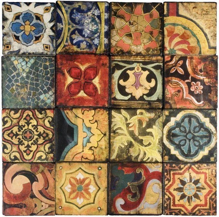Best 25+ Italian Tiles Ideas On Pinterest | Turkish Tiles, Italian Intended For Italian Wall Art Tiles (Image 2 of 20)