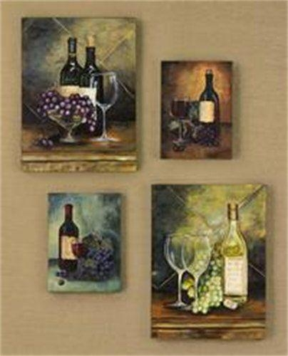 Best 25+ Kitchen Wine Decor Ideas On Pinterest | Wine Decor, Wine Regarding Grape Colour Wall Art (Image 6 of 20)