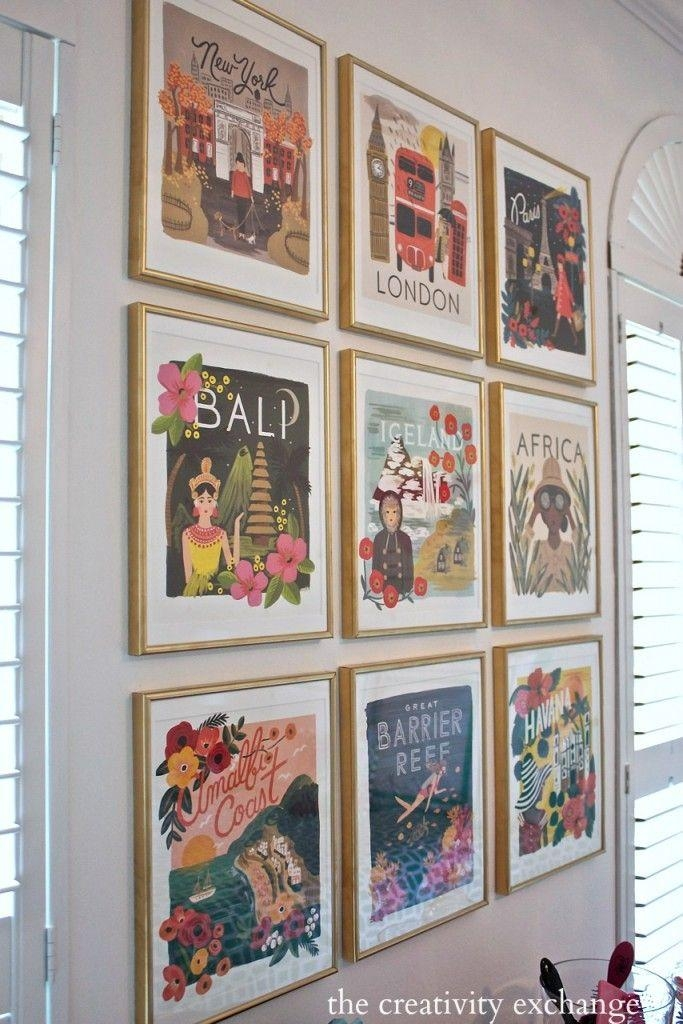 Best 25+ Large Wall Art Ideas On Pinterest | Framed Art, Living Inside Inexpensive Framed Wall Art (Image 6 of 20)