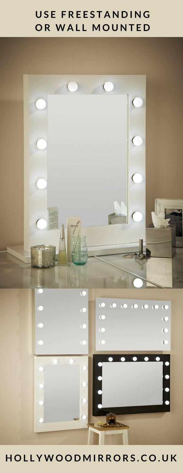 Best 25+ Lighted Vanity Mirror Ideas On Pinterest | Mirror Vanity Pertaining To Vanity Mirrors With Built In Lights (Image 12 of 20)