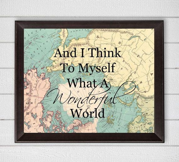 Best 25+ Map Wall Art Ideas On Pinterest | World Map Wall, Map Intended For Vintage Map Wall Art (View 15 of 20)