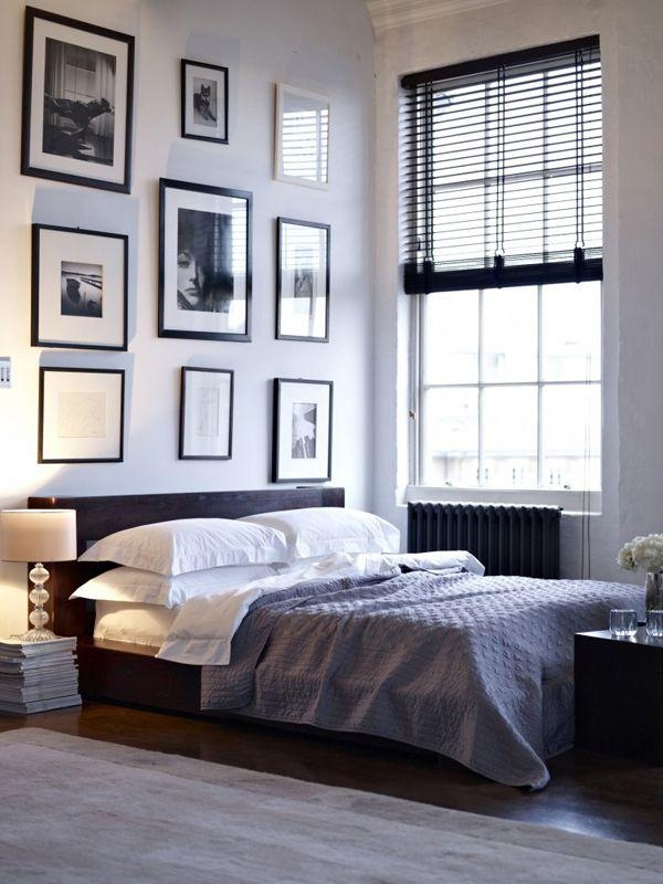 Best 25+ Masculine Bedrooms Ideas On Pinterest | Modern Bedroom Intended For Wall Art For Mens Bedroom (Image 5 of 20)