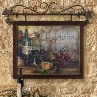 Best 25+ Mediterranean Wall Decor Ideas On Pinterest Pertaining To Italian Garden  Wall Art (