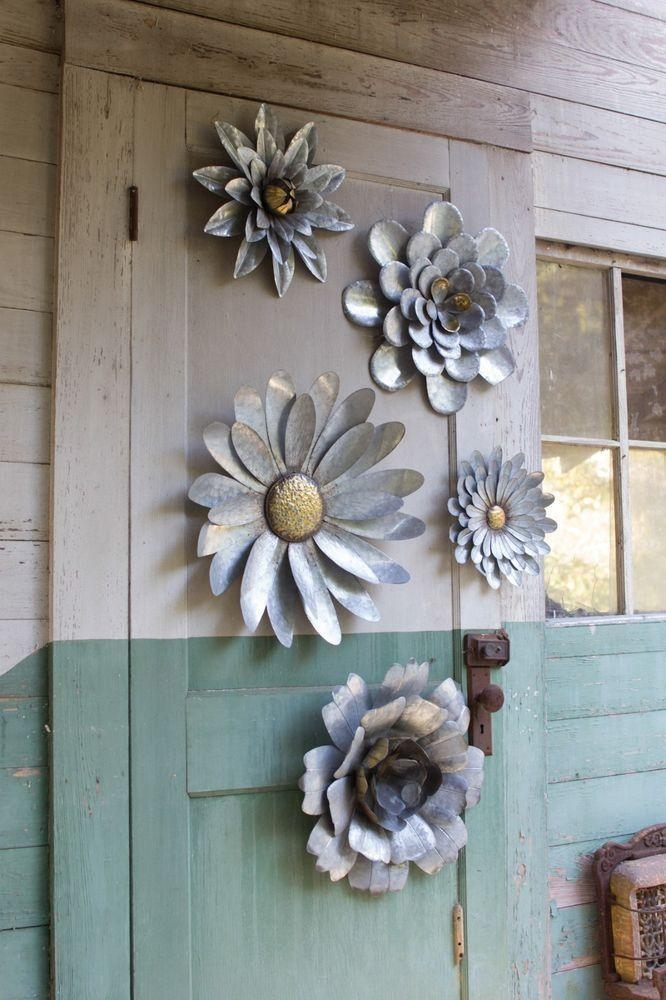Best 25+ Metal Art Ideas On Pinterest | Metal Work, Welded Metal With Silver Metal Wall Art Flowers (Image 5 of 20)