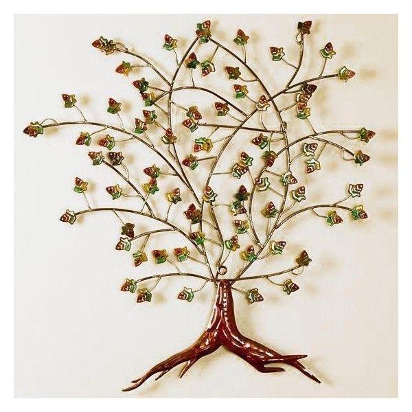 Best 25+ Metal Tree Wall Art Ideas On Pinterest | Metal Wall Art Pertaining To Iron Tree Wall Art (Image 6 of 20)