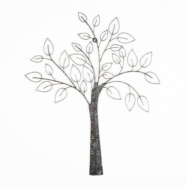 Best 25+ Metal Tree Wall Art Ideas On Pinterest | Metal Wall Art With Iron Tree Wall Art (Image 7 of 20)