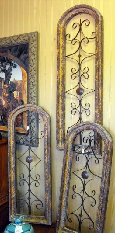 Art Décor: 20+ Wood And Iron Wall Art