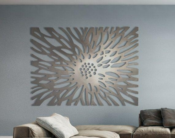 Featured Image of Metal Art For Walls