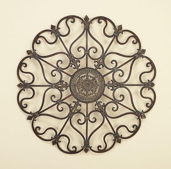 Best 25+ Metal Wall Decor Ideas On Pinterest | Metal Wall Art Inside Outdoor Medallion Wall Art (Image 5 of 20)
