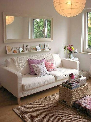 Best 25+ Mirror Above Couch Ideas On Pinterest | Living Room Art With Regard To Mirror Above Sofas (Image 4 of 20)