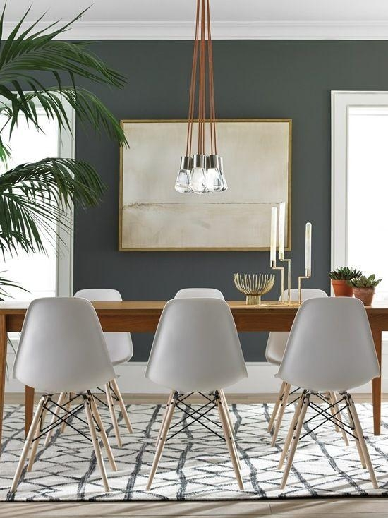 Best 25+ Modern Dining Chairs Ideas On Pinterest | Dining Chair In Current Stylish Dining Chairs (View 7 of 20)