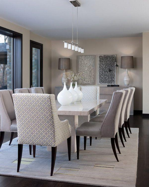 Best 25+ Modern Dining Table Ideas On Pinterest | Dining Table Regarding Modern Dining Room Sets (Image 4 of 20)