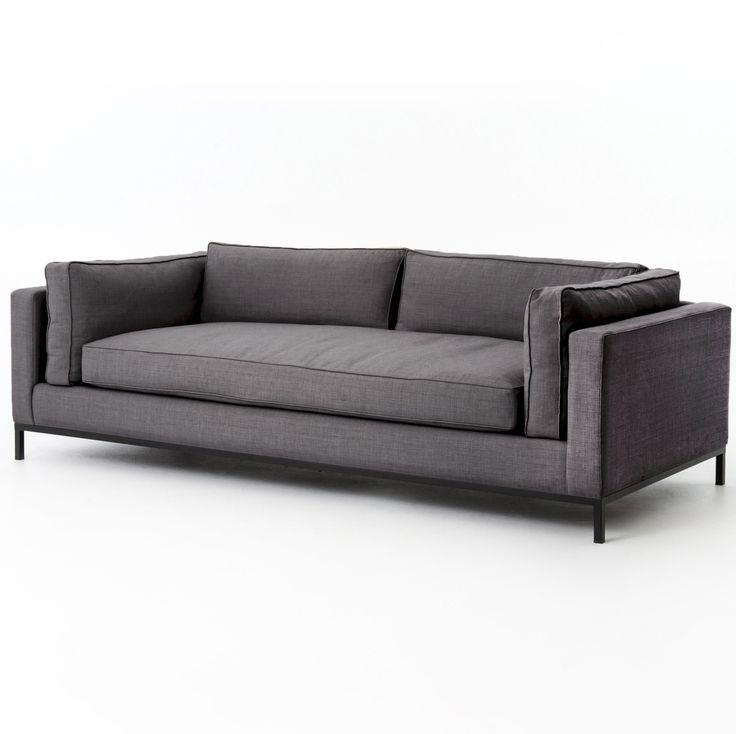 Best 25+ Modern Sofa Ideas On Pinterest | Modern Couch With Simple Sofas (View 20 of 20)