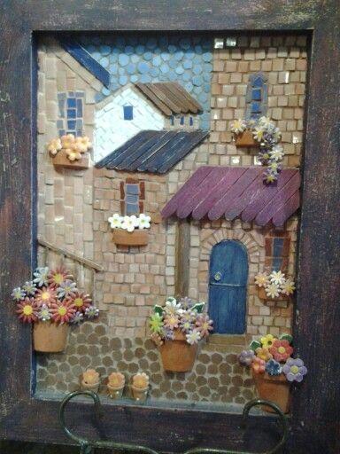 Best 25+ Mosaic Wall Art Ideas On Pinterest | Mosaic Tile Art Intended For Italian Mosaic Wall Art (Image 8 of 20)