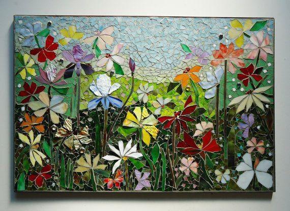 Best 25+ Mosaic Wall Art Ideas On Pinterest | Mosaic Tile Art Throughout Diy Mosaic Wall Art (Image 4 of 20)