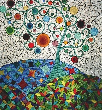 Best 25+ Mosaic Wall Art Ideas On Pinterest | Mosaic Tile Art With Diy Mosaic Wall Art (Image 5 of 20)